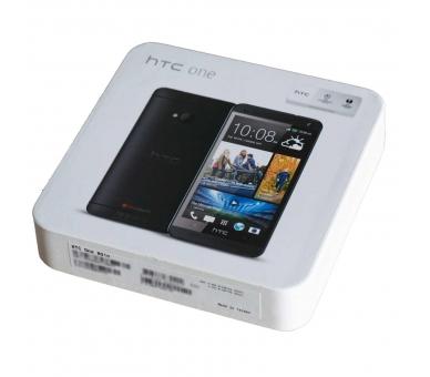 HTC ONE M7 4G 32GB ANDROID NFC Zwart - Als nieuw - HTC - 1