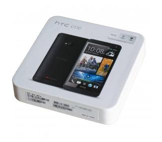 HTC ONE M7 4G 32GB ANDROID NFC Negro - Como Nuevo - HTC - 1