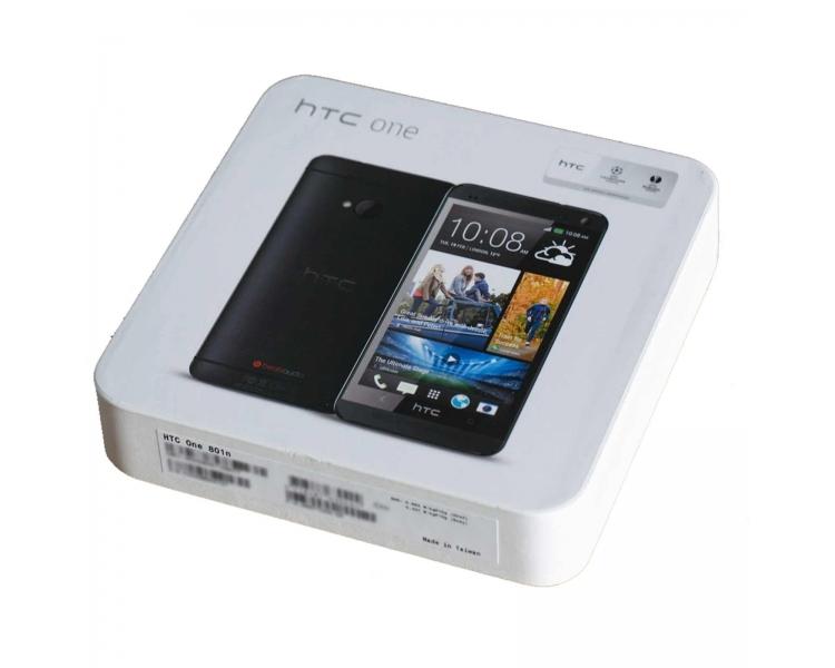HTC One M7 | Black | 32GB | Refurbished | Grade A+