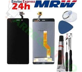 Pantalla Completa para Elephone P9000 Negro Negra ARREGLATELO - 1
