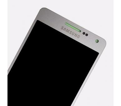 Oryginalny pełny ekran do Samsung Galaxy A5 A500 A500F Silver Samsung - 2