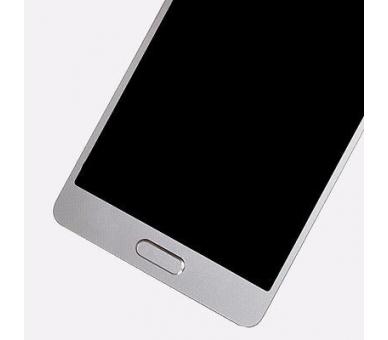 Oryginalny pełny ekran do Samsung Galaxy A5 A500 A500F Silver Samsung - 3