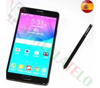 Samsung Galaxy Note 4 32GB - Czarny - Bez blokady - A +