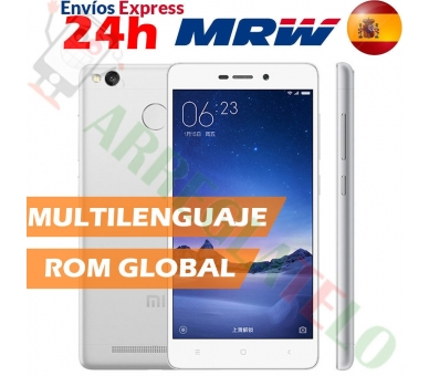 Xiaomi Redmi 3S | White | 16GB | Refurbished | Grade New Xiaomi - 1