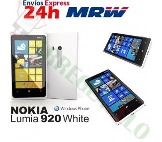 Nokia Lumia 920 32GB - Biały - Bez blokady - A +