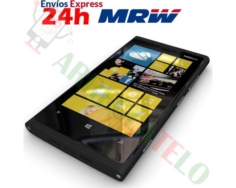 Nokia Lumia Lumnia 920 Zwart / WINDOWS PHONE 8 Nokia - 1