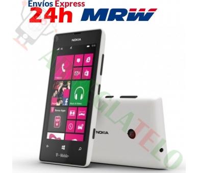 """Nokia Lumia 520 iPS 4 Dual Core WIFI GPS BLUETOOTH RADIO FM Wit """" Nokia - 1"""