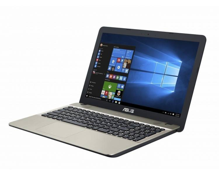 PORTATIL ASUS X541UA-GQ847T CORE i3-6006u 4GB DDR4 HDD 500GB BLUETOOTH 4.0 W10  - 1