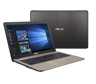 "Laptop ASUS X540SA-XX311T 15.6 Celeron N3050 2x1.6GHZ 4GB RAM 500GB"""