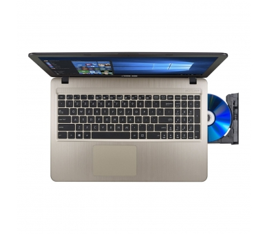 "Laptop ASUS X540SA-XX311T 15.6 Celeron N3050 2x1.6GHZ 4GB RAM 500GB""  - 9"