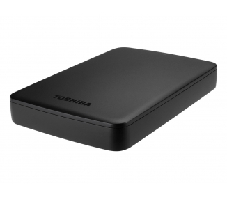 "External HDD - TOSHIBA CANVIO BASIC 3TB 2.5"" USB 3.0 BLACK HDTB330EK3CA  - 1"