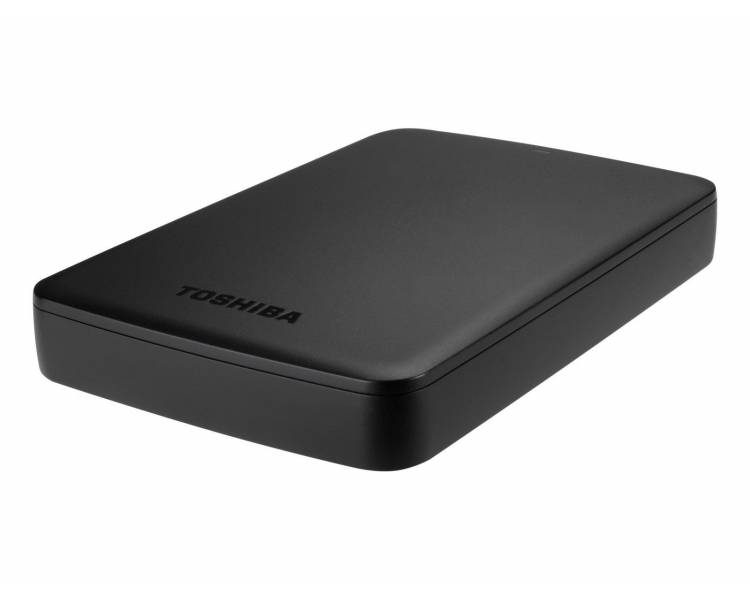 "DISCO DURO EXTERNO TOSHIBA CANVIO BASIC 3TB 2.5 USB 3.0 BLACK HDTB330EK3CA""  - 1"