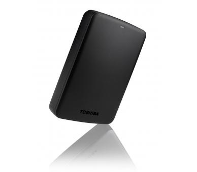 "DISCO DURO EXTERNO TOSHIBA CANVIO BASIC 3TB 2.5 USB 3.0 BLACK HDTB330EK3CA""  - 3"