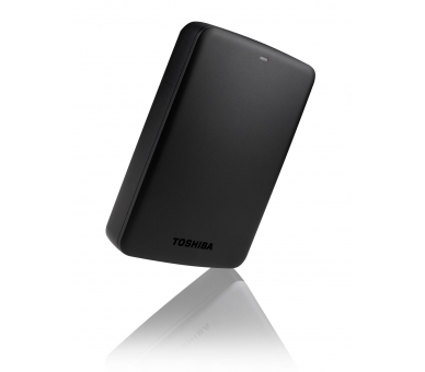 "External HDD - TOSHIBA CANVIO BASIC 2TB 2.5 USB 3.0 BLACK HDTB320EK3CA"" Toshiba - 3"