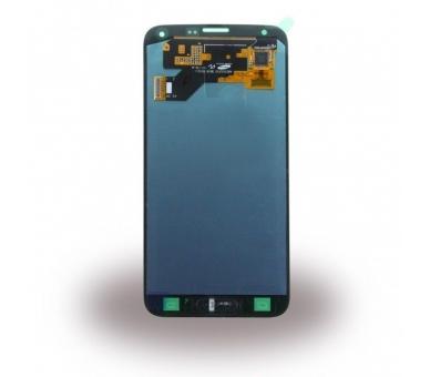 Origineel volledig scherm voor Samsung Galaxy S5 Neo G903F SM-G903F Zwart Zwart Samsung - 2