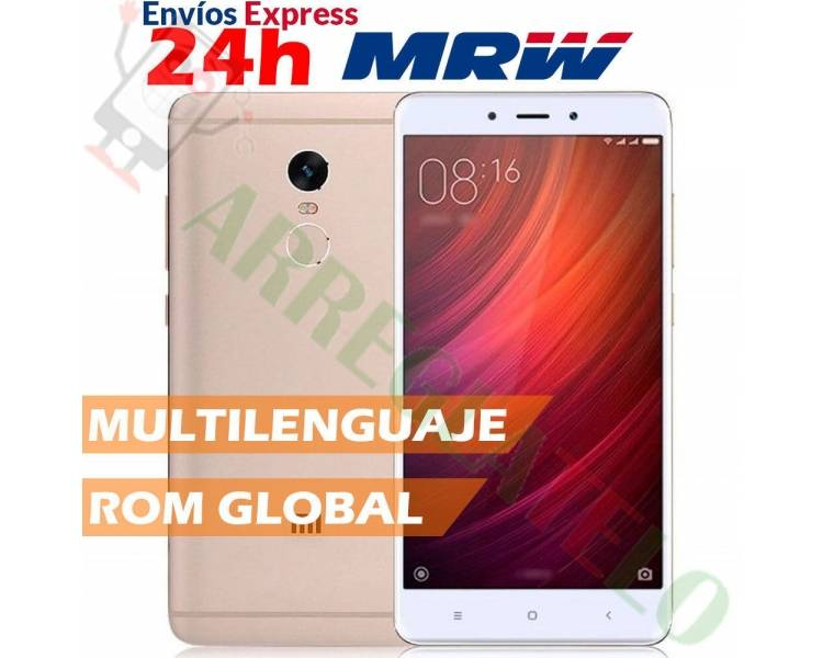 Xiaomi Redmi Note 4X | White | 32GB | Refurbished | Grade New