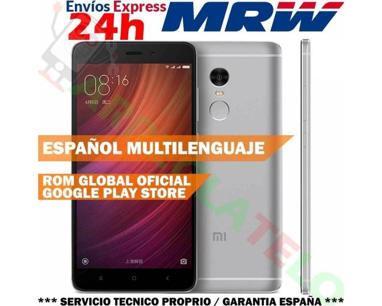 Xiaomi Redmi Note 4X | Grey | 32GB | Refurbished | Grade New Xiaomi - 1