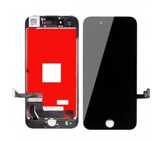 """Pełny ekran dla iPhone'a 7 4.7 Czarny Czarny """""""