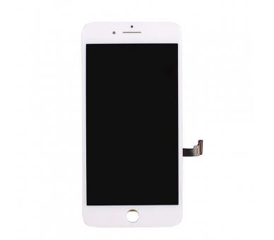 """Pełny ekran dla iPhone'a 7 Plus, 5,5, biały, biały """" ARREGLATELO - 6"""
