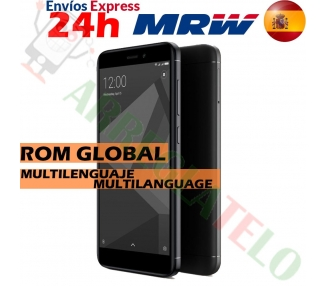 Xiaomi Redmi 4X | Black | 16GB | Refurbished | Grade New Xiaomi - 1