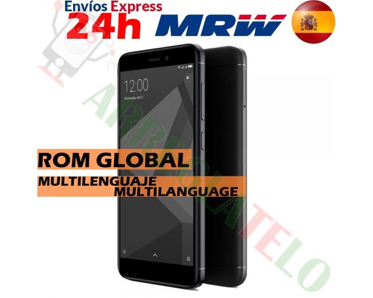Xiaomi Redmi 4X 32GB Snapdragon 435 Octa Core 4100mAh MIUI8 Touch ID Zwart Xiaomi - 1