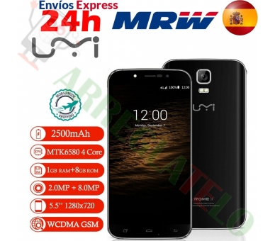 "UMI ROME X 5.5 Android 5.1 MTK6580 Quad Core 8.0MP "" UMI - 1"