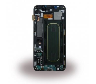 Origineel scherm met frame voor Samsung Galaxy S6 Edge Plus G928F Black Samsung - 3