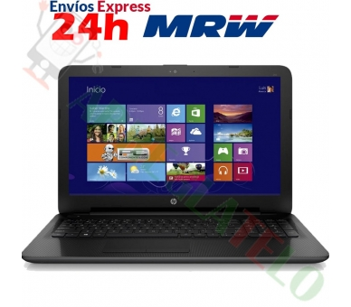 "HP 255 G4 Portatil 15.6"" AMD E1-6015 4GB RAM 500GB Windows 10  - 1"