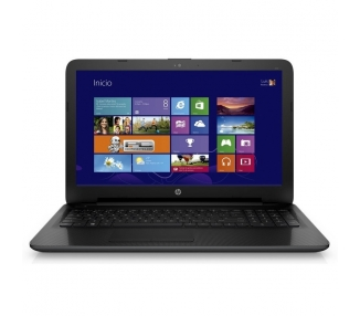 "HP 255 G4 Portatil 15.6 AMD E1-6015 4GB RAM 500GB Windows 10""  - 2"