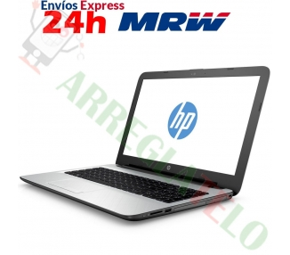 "Hp 15-AY042NS Portatil 15.6"" Celeron N3060 8GB RAM 500GB Windows 10"