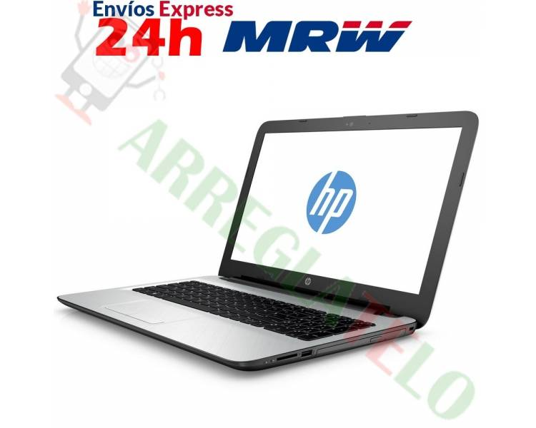 "Portatil HP 15-AY042NS 15.6 Celeron N3060 8GB RAM 500GB Windows 10"" Hewlett Packard - 1"