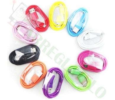Cargador Universal USB Para Samsung Nokia Huawei HTC LG BQ ZTE + Cable Micro USB  - 3