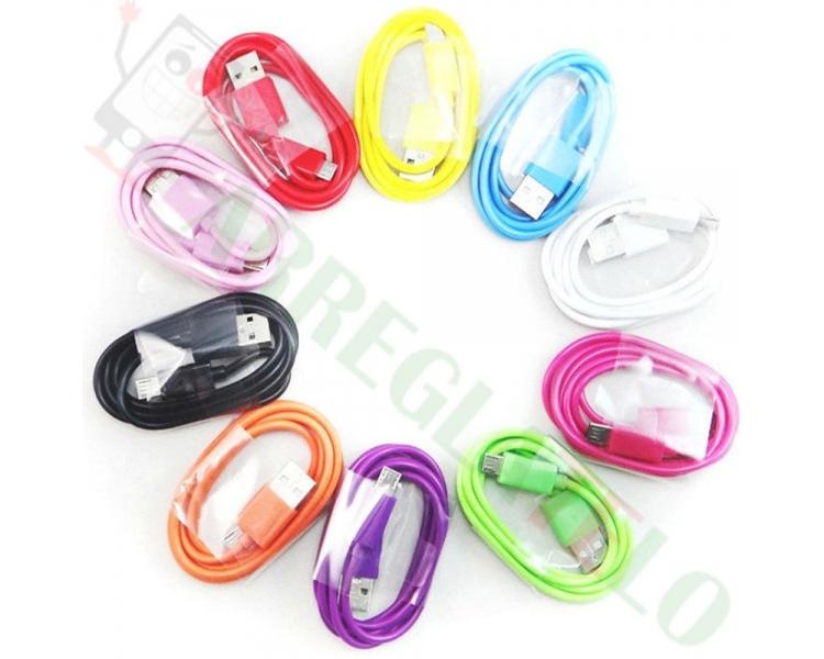 Universele USB-oplader voor Samsung Nokia Huawei HTC LG BQ ZTE + Micro USB-kabel  - 3