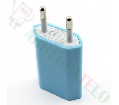 Universele USB-oplader voor Samsung Nokia Huawei HTC LG BQ ZTE + Micro USB-kabel  - 5