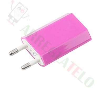 Cargador Universal USB Para Samsung Nokia Huawei HTC LG BQ ZTE + Cable Micro USB  - 6