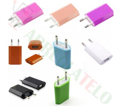 Cargador Universal USB Para Samsung Nokia Huawei HTC LG BQ ZTE + Cable Micro USB  - 7