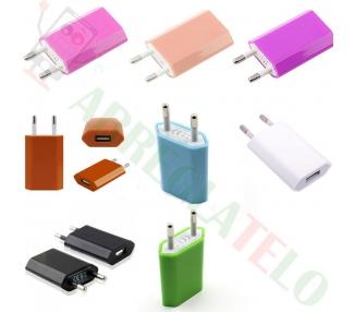Uniwersalna ładowarka USB do Samsung Nokia Huawei HTC LG BQ ZTE + kabel Micro USB