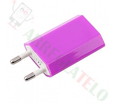 Cargador Universal USB Para Samsung Nokia Huawei HTC LG BQ ZTE + Cable Micro USB  - 8