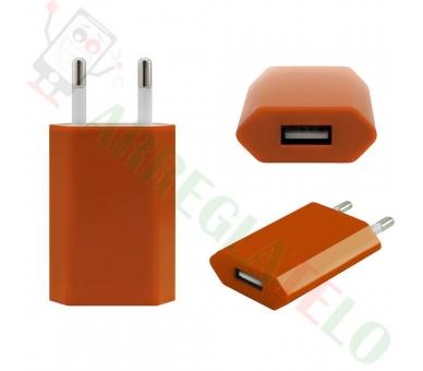 Cargador Universal USB Para Samsung Nokia Huawei HTC LG BQ ZTE + Cable Micro USB  - 9