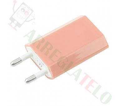 Cargador Universal USB Para Samsung Nokia Huawei HTC LG BQ ZTE + Cable Micro USB  - 10