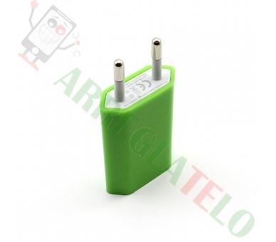 Cargador Universal USB Para Samsung Nokia Huawei HTC LG BQ ZTE + Cable Micro USB  - 11