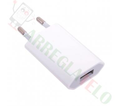 Cargador Universal USB Para Samsung Nokia Huawei HTC LG BQ ZTE + Cable Micro USB  - 12
