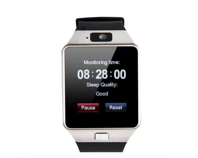 Smart Watch DZ09 SmartWatch Sim Android-telefoon IOS Bluetooth-camera  - 1