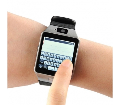 Smart Watch DZ09 SmartWatch Sim Android-telefoon IOS Bluetooth-camera  - 4