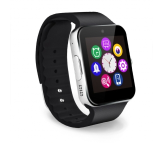 GT08 SmartWatch montre téléphone intelligent Sim caméra Bluetooth Android IOS - 7