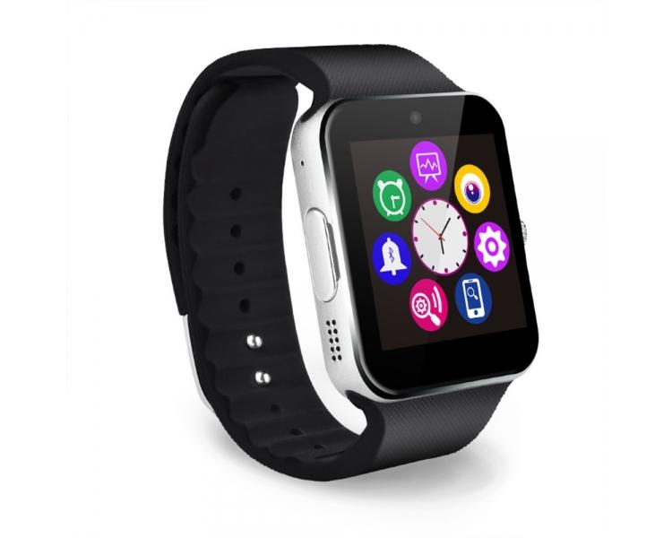 GT08 Smartwatch Smart Watch Phone Sim Kamera Bluetooth Android IOS  - 7
