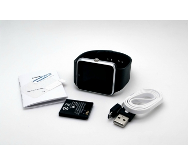 GT08 Smartwatch Smart Watch Phone Sim Kamera Bluetooth Android IOS  - 9