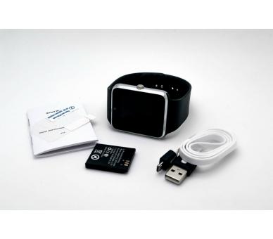 Smart Watch GT08 SmartWatch Sim Android-telefoon IOS Bluetooth-camera  - 9