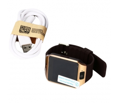 Smart Watch DZ09 SmartWatch Sim Android-telefoon IOS Bluetooth-camera  - 2