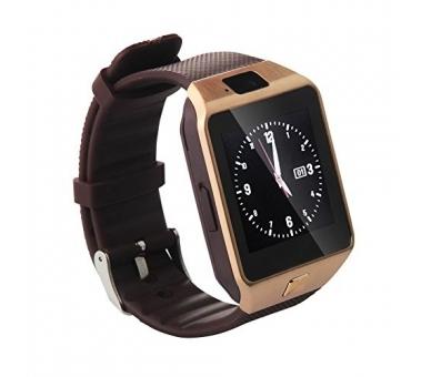 Smart Watch DZ09 SmartWatch Sim Android-telefoon IOS Bluetooth-camera  - 3